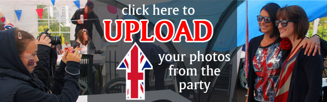 Street Party Upload Banner graphic
